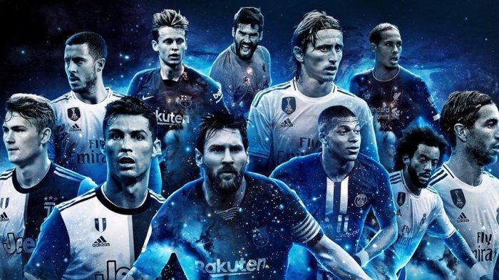 Lionel Messi Secara Pribadi Punya Daftar 5 Pemain Terbaik