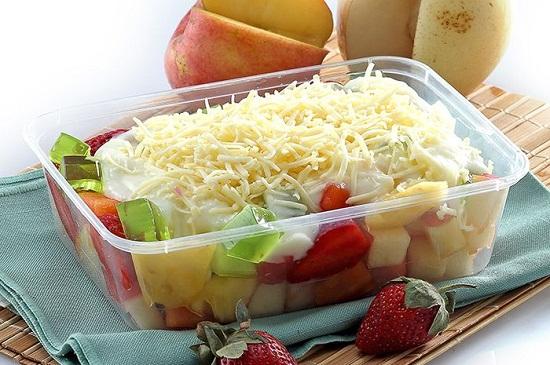 Bahan Salad Buah Yang Dapat Bikin Berat Badan Naik