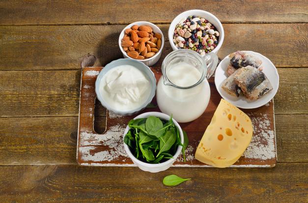 Makanan Yang Wajib Dikonsumsi Setiap Hari Untuk Mencegah Osteoporosis