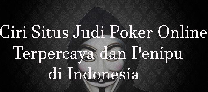 Situs Poker Penipu
