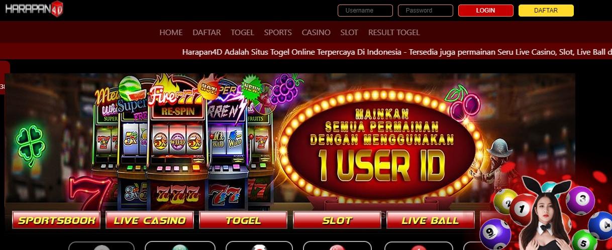 Harapan4d Situs Judi Togel Fair Play