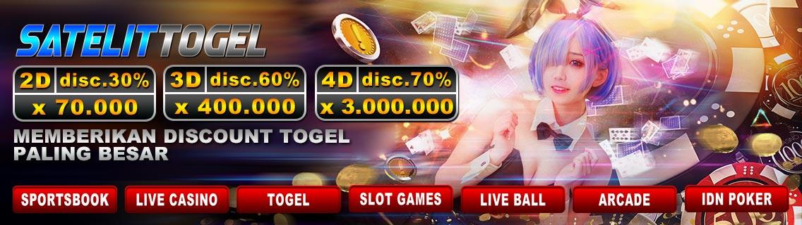 Bandar Togel Online Memiliki Jenis Permainan Lengkap